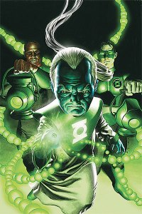 Brian Tudor reviews Green Lantern issue 48 on ThinkHero.com