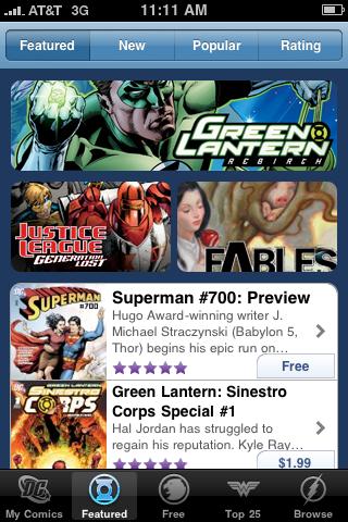 DC Comics Enters the Digital Age - Going Geek News
