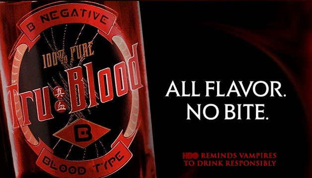 all flavor no bite true blood image for the HBO tv series True Blood