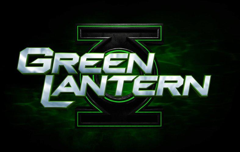 Green Lantern Movie Logo