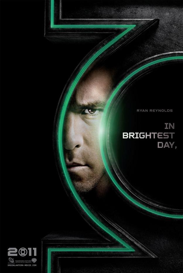 Hal Jordan Green Lantern Promo Poster
