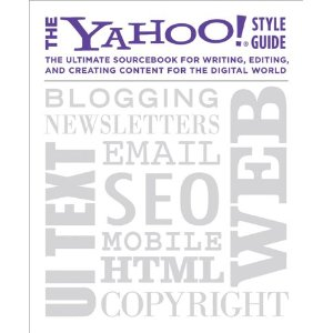 yahoo web style guide