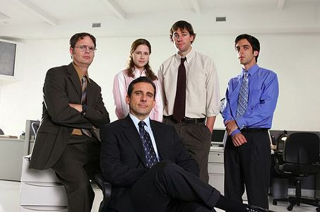 Steve Carell, Rain Wilson, BJ Ryan, Jenna Fischer, John Krasinski