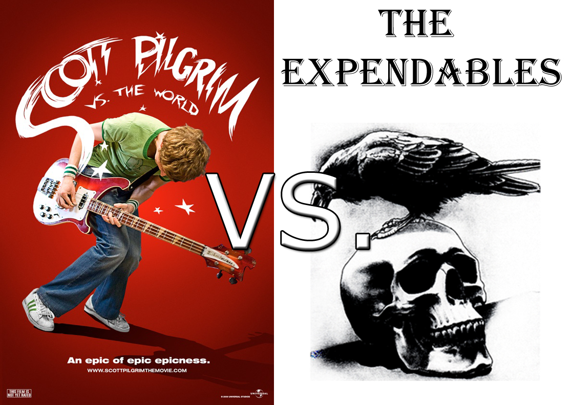 Scott Pilgrim vs. the Expendables