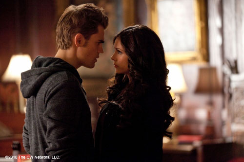 Vampire Diaries Stefan and Katherine