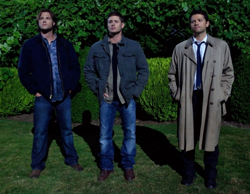 Supernatural The Third Man