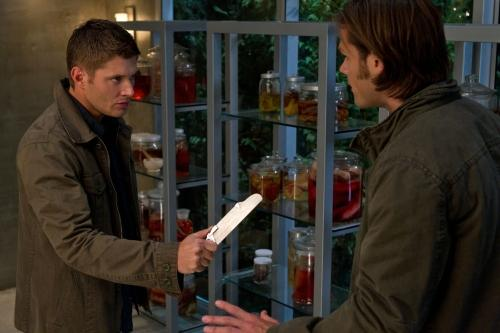 Supernatural Your Can't Handel the Truth