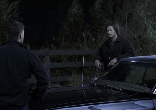 Supernatural Family Matters