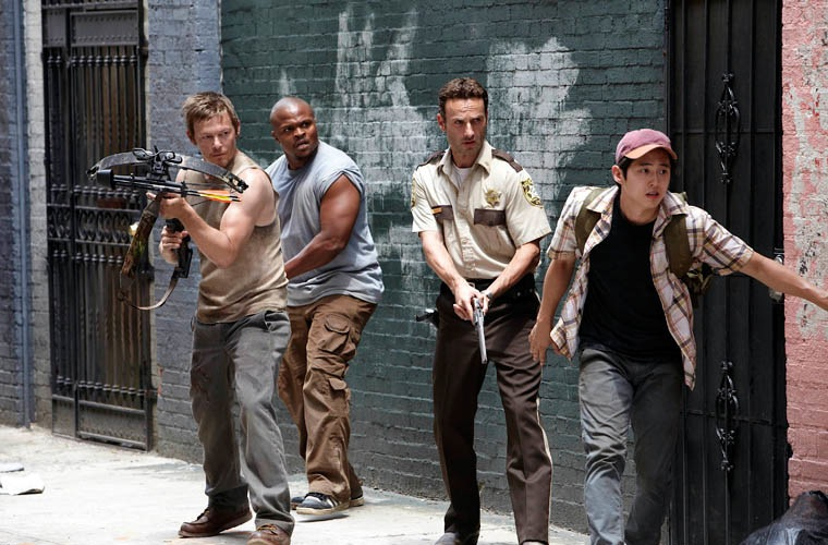 TWD The Search Party