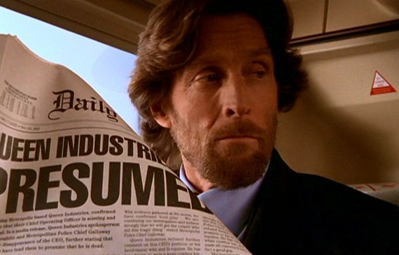John Glover Lionel Luthor on Smallville