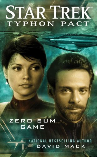 Star Trek Zero Sum Game Book Cover