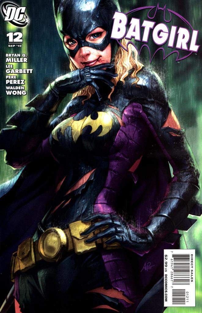 Batgirl-Cover