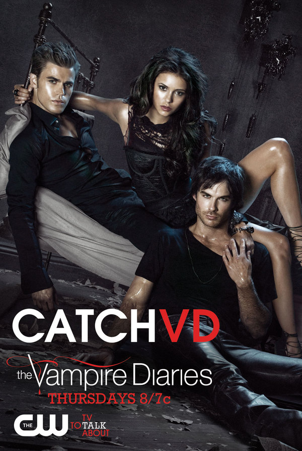The Vampire Diaries Catch VD Promo