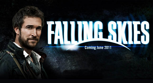 Falling Skies coming summer 2011