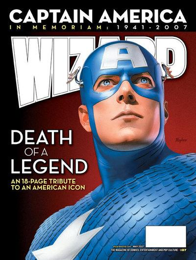 Wizard Mag the End of an Era