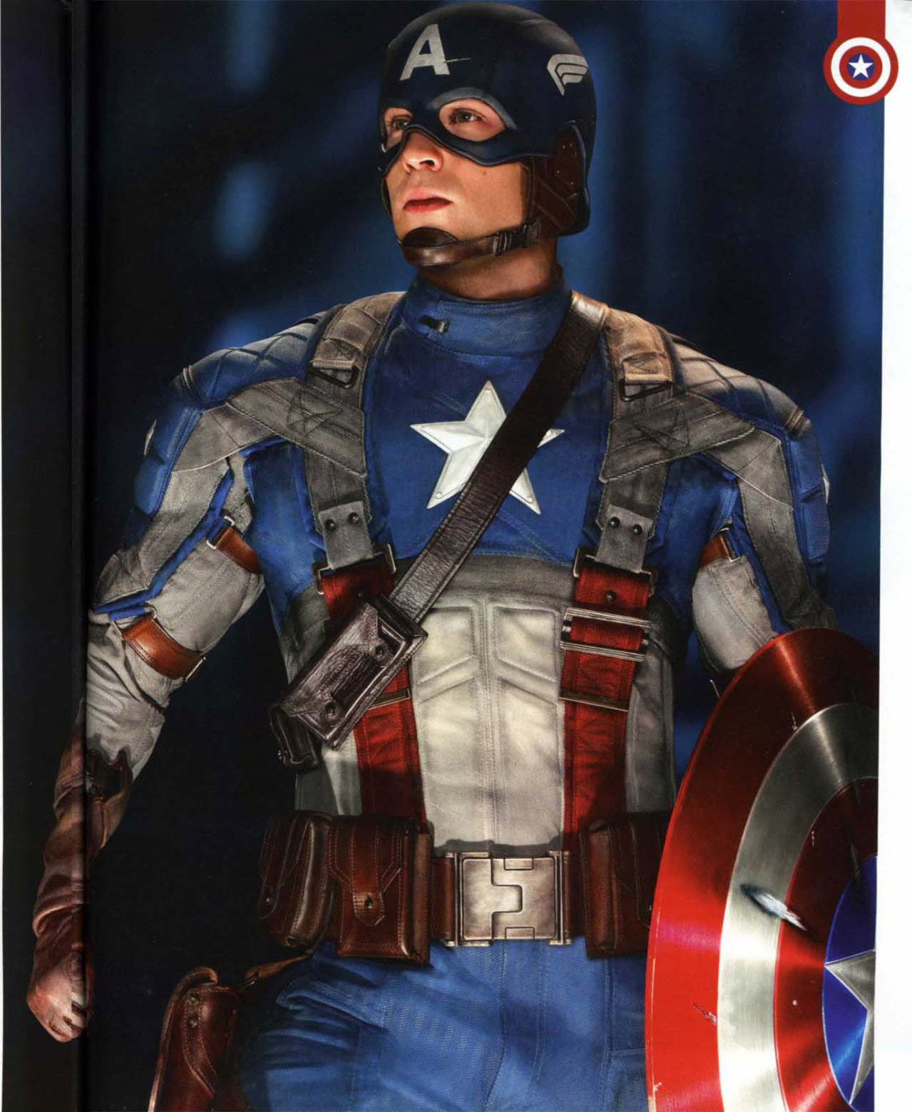 Captain America High Res