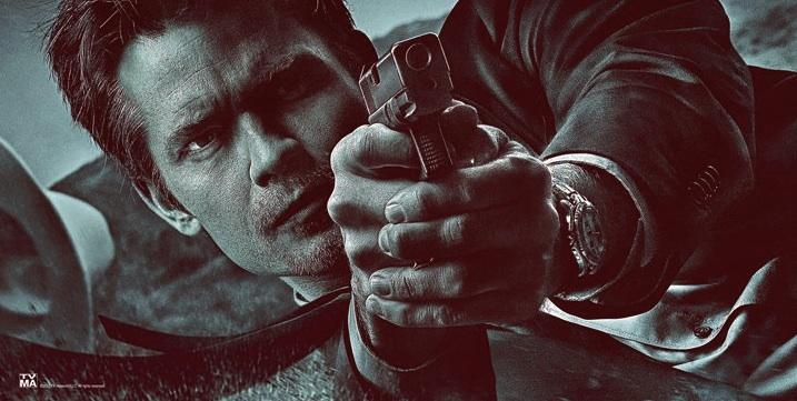 Justified Season 2 Poster Point Blank