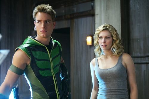 Smallville Collateral Arrow Canary