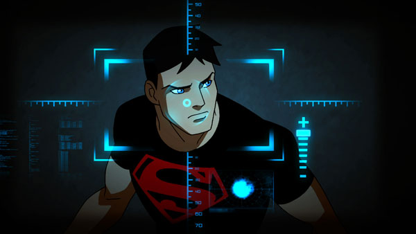 Young Justice Schooled Superboy