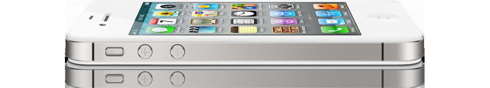 iPhone 4s Flat