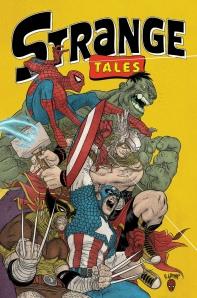 Grampas Avengers