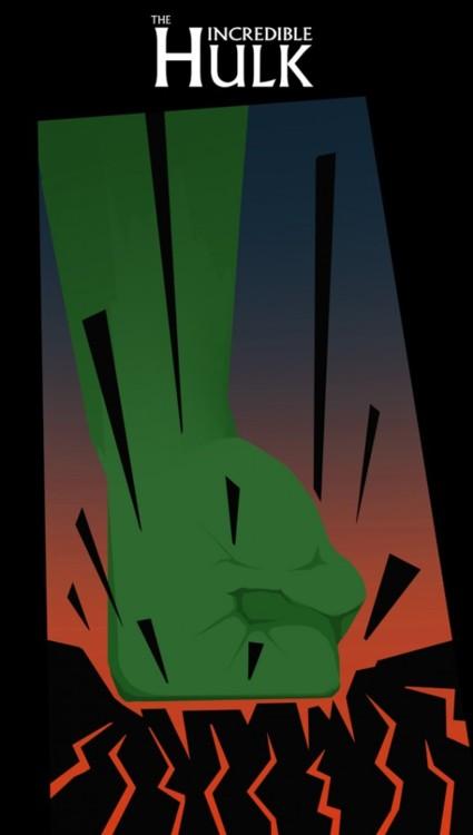 Matt Ferguson Minimal Hulk